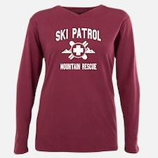 Ski Patrol - Mountain Rescue (vintage look) Plus S