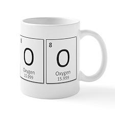 Boron Oxygen Oxygen Mugs