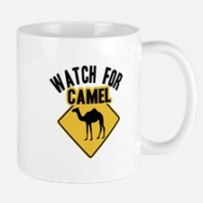 Watch For Camel Mugs