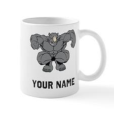Rhino Jumping Mugs