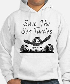 Save The Sea Turtles Hoodie