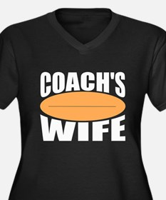 football wife Plus Size T-Shirt