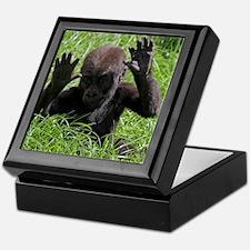Gorilla20151002 Keepsake Box
