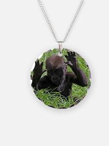 Gorilla20151002 Necklace