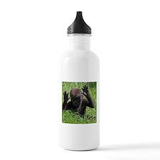 Gorilla20151002 Water Bottle