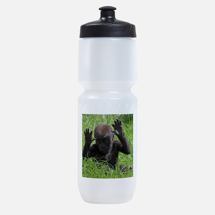 Gorilla20151002 Sports Bottle