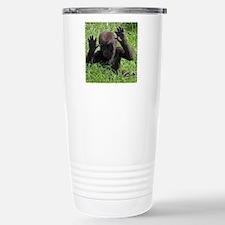 Gorilla20151002 Stainless Steel Travel Mug