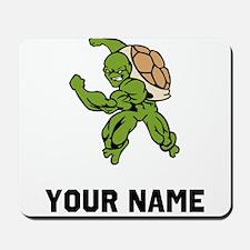 Turtle Mascot Mousepad