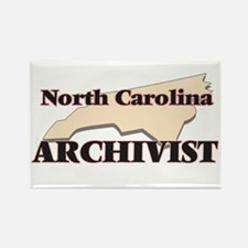 North Carolina Archivist Magnets