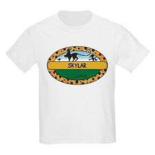 SKYLAR - safari T-Shirt