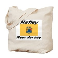 Nutley New Jersey Tote Bag