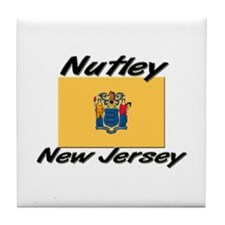 Nutley New Jersey Tile Coaster