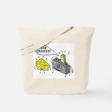 Say cheese!!! Tote Bag