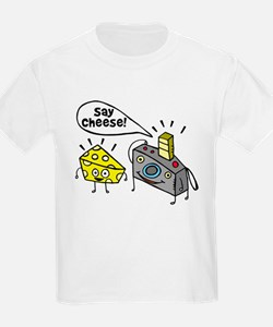 Say cheese!!! T-Shirt