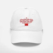 CCCP Soviet Hockey C Baseball Baseball Cap