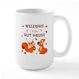 Thanksgiving Large Mugs (15 oz)