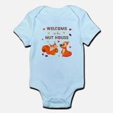 WELCOME TO... Infant Bodysuit