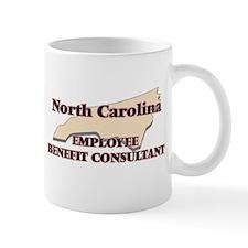 North Carolina Employee Benefit Consultant Mugs