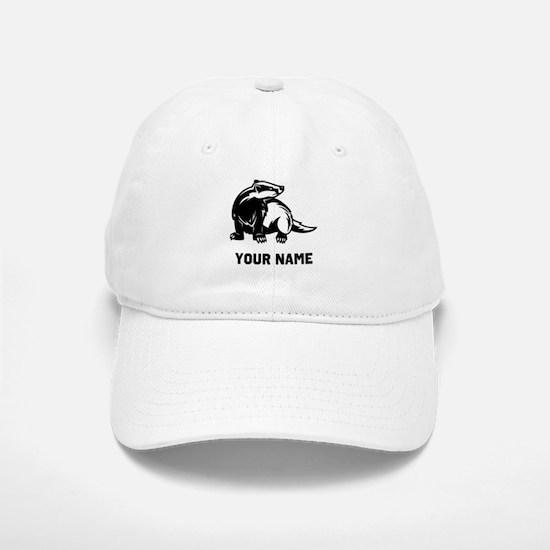 Honey Badger Baseball Hat