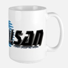 Ledalsan PowerGroup Logo Mugs