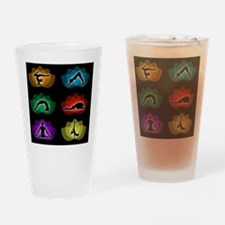 Lotus massage Drinking Glass