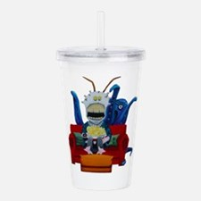 Popcorn Surprise Acrylic Double-Wall Tumbler