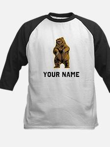 Angry Bear Baseball Jersey