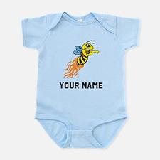 Bee Mascot Body Suit