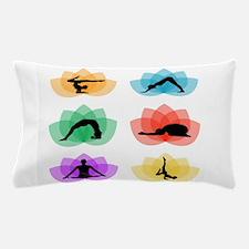Unique Lotus massage Pillow Case
