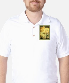 Flowers-Daffodils-Muted T-Shirt