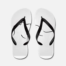 Cute Conscious Flip Flops