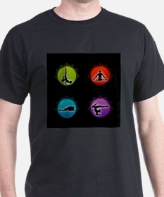 Lotus massage T-Shirt