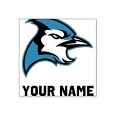 Bluejay Head Sticker