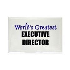 Worlds Greatest EXECUTIVE DIRECTOR Rectangle Magne