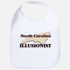North Carolina Illusionist Bib