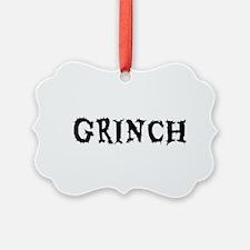 Unique Grinch Ornament