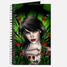 EMERALD ROSE GARDEN Journal