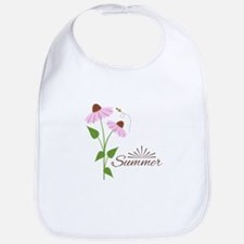Coneflower Summer Bib