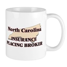 North Carolina Insurance Placing Broker Mugs