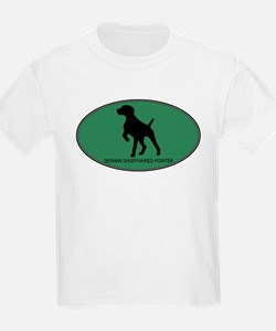 German Shorthaired Pointer (g T-Shirt