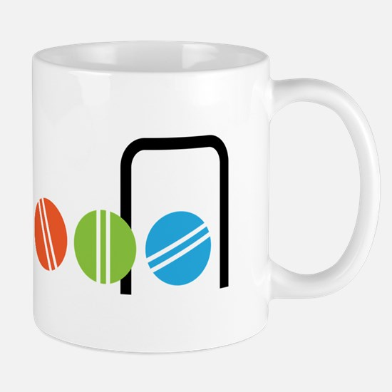 Croquet Balls Mugs