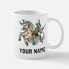 Native American Warrior Mugs