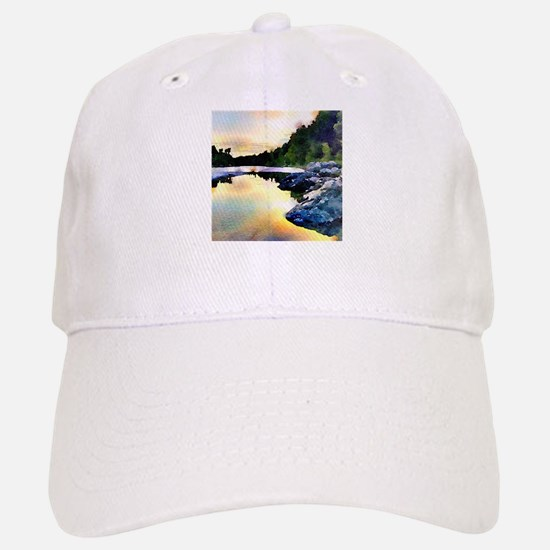 Stunning evening Baseball Baseball Cap