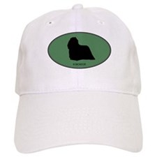 Komondor (green) Baseball Cap