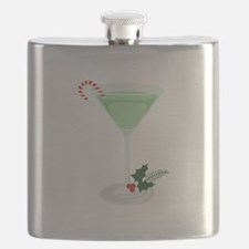 Peppermint Cocktail Flask