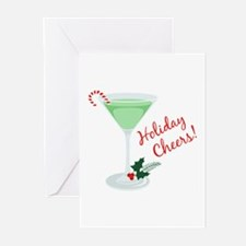 Holiday Cheers Greeting Cards
