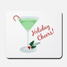 Holiday Cheers Mousepad