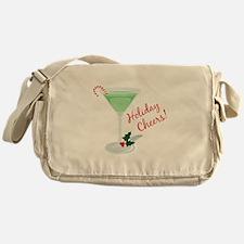 Holiday Cheers Messenger Bag