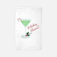 Holiday Cheers Area Rug