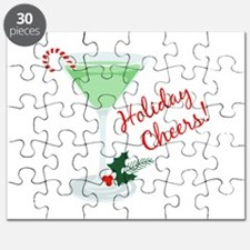Holiday Cheers Puzzle
